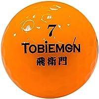 TOBIEMON(トビエモン) ゴルフボール 公認球 2ピース 1ダース(12個入り) FLYGADR-POD