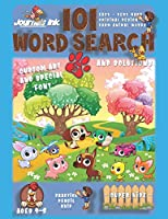 101 Word Search for Kids 3: SUPER KIDZ Book. Children - Ages 4-8 (US Edition). Baby Friends. Farm Animals Words with custom art interior. 101 Puzzles with solutions - Easy to Hard Vocabulary Words -Unique challenges and learning for fun activity time! (Superkidz - Farm Animals Word Search for Kids)