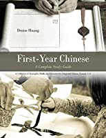 First-Year Chinese: a Complete Study Gui