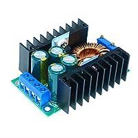 10ピースdc cc 9a 300ワットdc降圧コンバータ5-40ボルトに1.2〜35ボルト電源モジュールpcbボード