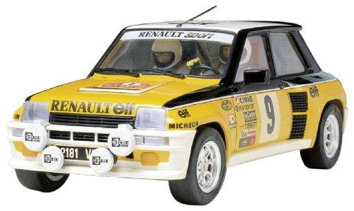 1/24 スポーツカーシリーズ No.27 ルノー5(サンク) ターボ・ラリー仕様 24027