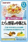 ハッピーレシピ たらと野菜の中華どん 80g