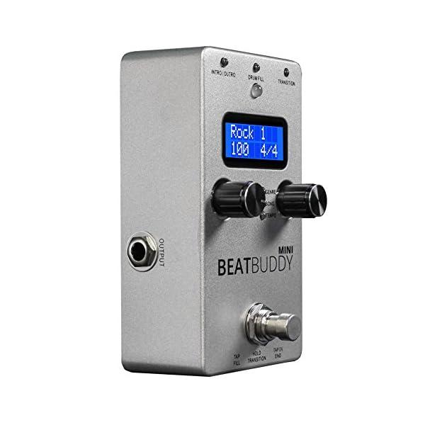 「BeatBuddyMini」ギターペダル型ド...の紹介画像3
