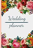"""Wedding planner: Beautiful And Elegant Guest List Planner (7 x 10"""", 100 pages), perfect day D"""