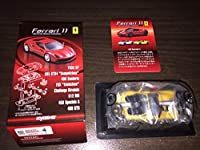 1/64 京商 フェラーリミニカーコレクション11 458 Speciale A 黄