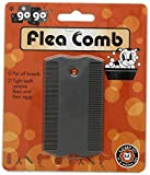 GoGo Pet Products Double Sided Flea Pet Grooming Comb by GoGo Pet Products