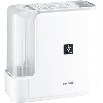シャープ プラズマクラスター搭載 加湿機 レギュラータイプ ハイブリッド式 ホワイト HV-G50-W