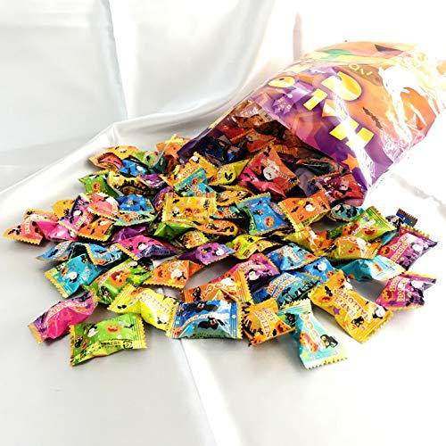 ハロウィン フルーツ キャンディ 1kg 約250粒入り