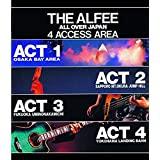 THE ALFEE ALL OVER JAPAN 4ACCESS AREA 1988 [Blu-ray]
