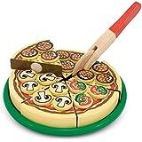 Melissa & Doug Pizza Party Play Set Pretend Play
