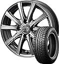 14インチ 1本セット (2018年製)スタッドレスタイヤ ホイール ブリヂストン(Bridgestone) ブリザックVRX 155/65R14 75Q ZMA S1R 【軽自動車用】