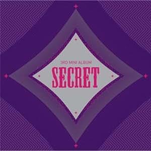 Secret 3rd Mini Album - Poison(韓国盤)