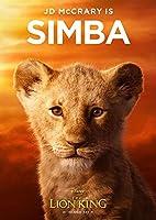 映画 ライオン・キング ポスター 42x30cm 2019 The Lion King ライオンキング ドナルド グローヴァー ビヨンセ ジョン ファヴロー ディズニー