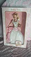 BIRTHDAY WISHES Barbie(バービー) DOLL 1st in Series COLLECTOR Edition (1998) ドール 人形 フィギュア(並行輸入)