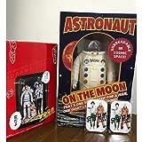 宇宙兄弟 ブライアン人形と缶バッジセット
