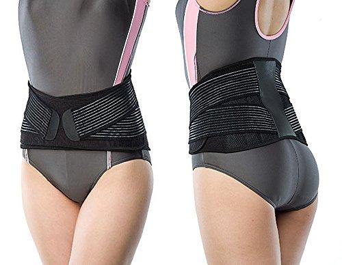【ワイドシステム暮らしの幸便】腰をサポート!毎日安心・腰椎ベルト【1枚】