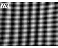 1m W6白黒印刷ライニング、および強材