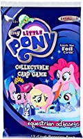 My Little Pony Friendship is Magic Equestrian Odysseys Booster Pack