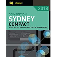 Sydney Compact Street Directory 2018 30th ed