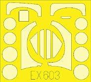 エデュアルド 1/48 シーヴィクセンFAW.2 塗装マスクシール (トランぺッター用) プラモデル用パーツ