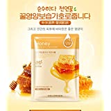 (Honey) Skin Care Plant Facial Mask Moisturizing Oil Control Blackhead Remover Wrapped Mask Face Mask Face Care