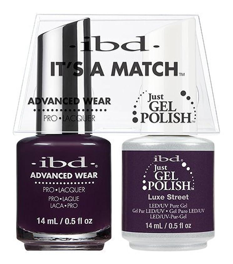 まだ粘性の小切手IBD Advanced Wear -