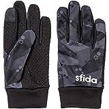 sfida(スフィーダ) トレーニングウェア フィールドグローブ [ユニセックス] サッカー フットサル 手袋 保温 トレーニンググローブ OSF-20A01 BLACK ブラック FREE