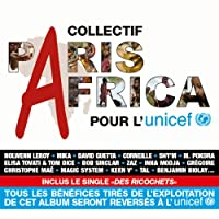 Paris-Africa Collectif Paris Africa Pour L'unicef