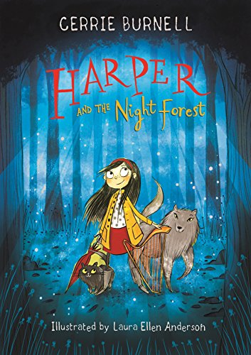 amazon harper and the night forest english edition kindle
