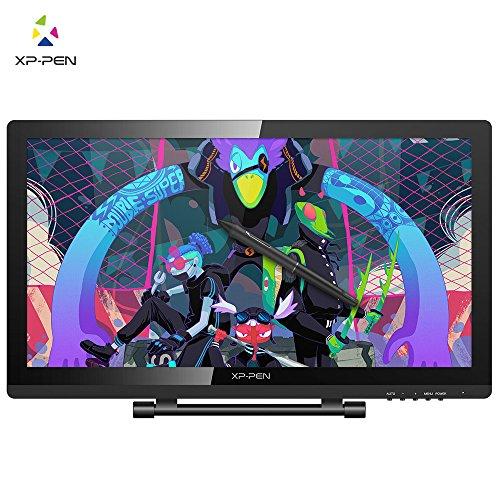 XP-PEN 22インチ液晶ペンタブレット 82%という広い色域液タブ FHDモニター 8192レベル筆圧 Artist 22Pro