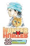 HUNTER×HUNTER 32