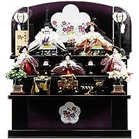 雛人形 五人三段飾り[幅60cm][it-1043] 雛祭り