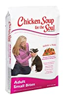 Chicken Soup for The Soul Adult Small Bites All Natural Dry Dog Pet Food 5lbs