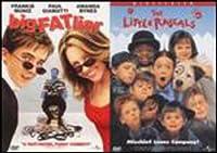 Big Fat Liar & Little Rascals/ [DVD]
