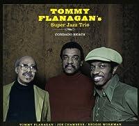 Super Jazz Trio by TOMMY TRIO FLANAGAN (2009-04-21)
