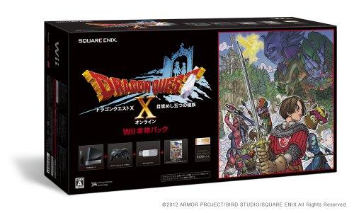 ドラゴンクエストX 目覚めし五つの種族 オンライン Wiii本体パック