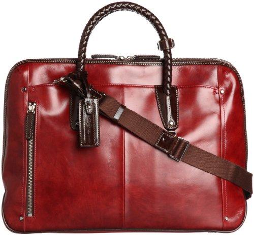 [キーファーノイ] ブリーフ(ビジネスバッグ) Ciao 牛革 KFN1606C 30 Red