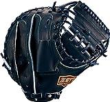 ZETT(ゼット) 野球 軟式 キャッチャーミット ネオステイタス 右投用 NブラックB(1900NB) LH BRCB31812
