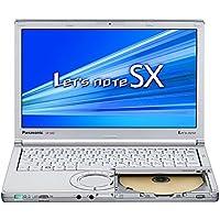 【中古】 Let's note(レッツノート) SX2 CF-SX2JDRYS / Core i5 3320M(2.6GHz) / SSD:128GB / 12.1インチ