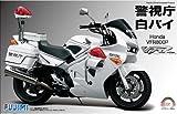 フジミ模型 1/12 BIKEシリーズSPOT Honda VFR800P 白バイ 白バイ用デカール付