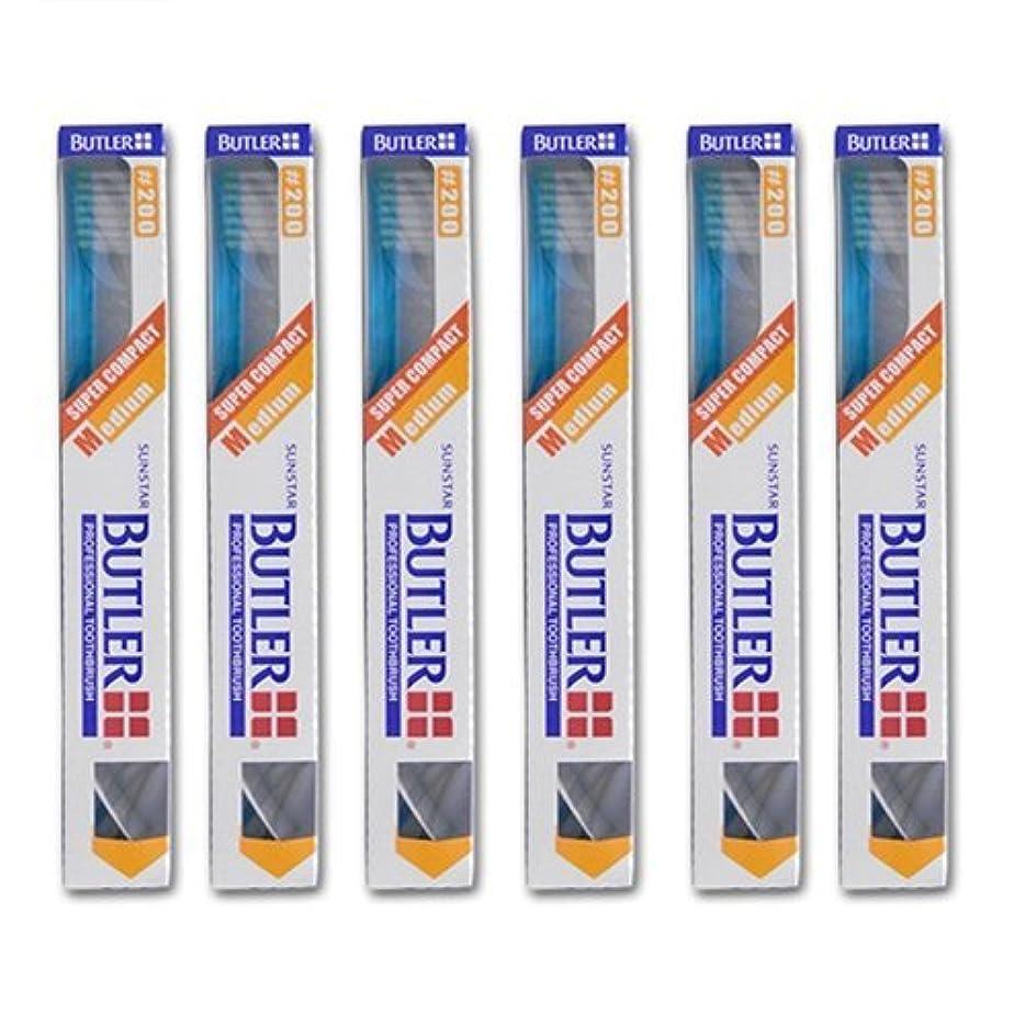 ベリーシネマ悪意バトラー 歯ブラシ 6本 #200