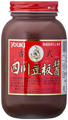 ユウキ ユウキ食品 業務用 古式四川豆板醤 1kg