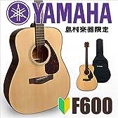 YAMAHA F600 アコースティックギター エントリーモデル (ヤマハ) 島村楽器限定販売