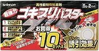 超強力 ゴキブリバスター 粘着ゴキブリシート お買得10セット入 ×6個セット