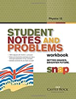 SNAP Physics 12 BC: Student Notes and Problems (Volume 1) [並行輸入品]
