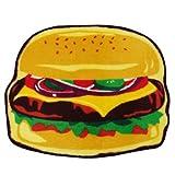 リアルハンバーガー フロアマット