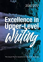 Excellence in Upper-level Writing 2016/2017