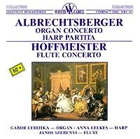 Albrechtsberger Hoffmeister Organ Concerto
