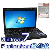 中古ノートパソコン Panasonic レッツノート J10 CF-J10EWHDS 【Windows7 Pro・Core i5・4GB・Microsoft Office 2010付き ワード エクセル パワーポイント】