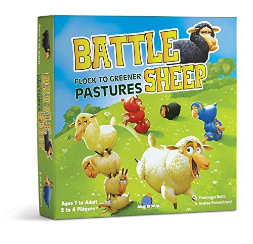 Battle Sheep バトルシープ Major Fun Award受賞 陣取りボードゲーム 日本語説明書付き